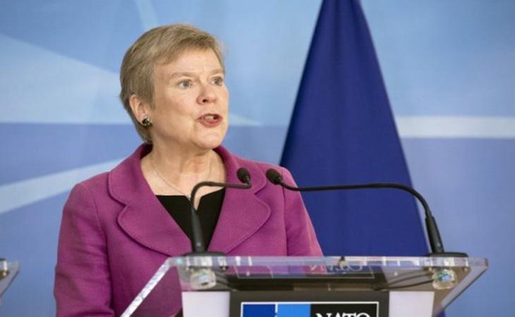 La secretaria adjunta de la ONU, Rose Eilene Gottemoeller