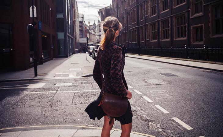 Las mujeres tienen derecho a caminar libres por la calle sin miedo a que las acosen