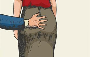 Condenado a cuatro meses de prisión por tocarle el culo a una joven para 'hacer la gracia'