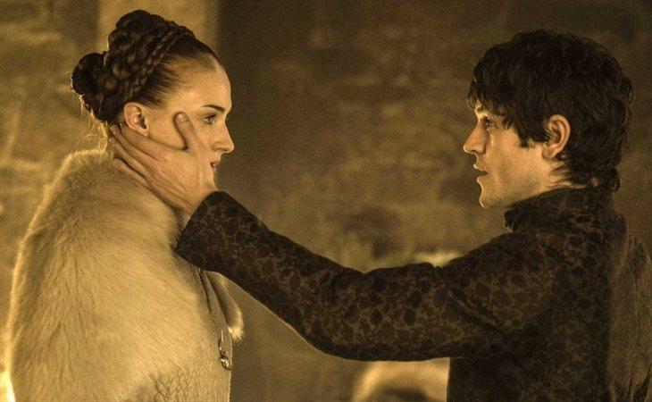 Sansa Stark, violada en la quinta temporada de 'Juego de tronos'