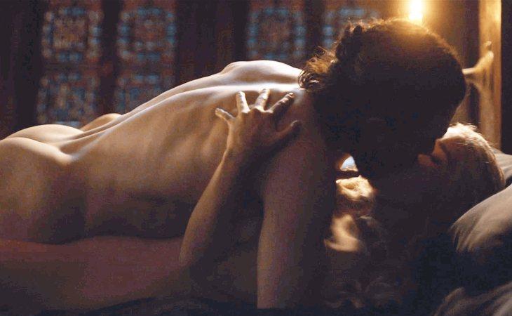 Jon Snow y Daenerys Targaryen tienen sexo en la séptima temporada de 'Juego de tronos'