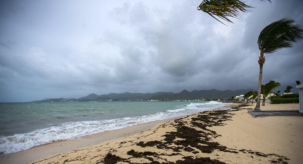 Las aguas cálidas favorecen la creación de huracanes, pero este ha pasado los límites