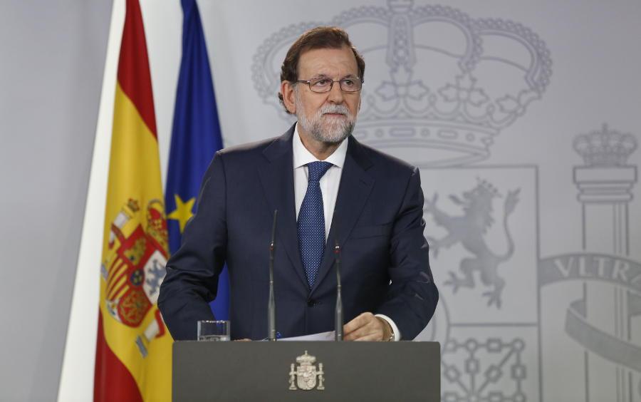 Marinao Rajoy a insistido: La consulta no se celebrará