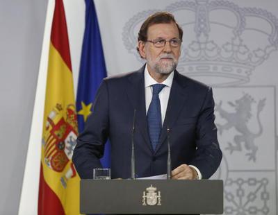 """Rajoy recurre al TC y """"no renunciará a nada"""" para evitar el referéndum"""