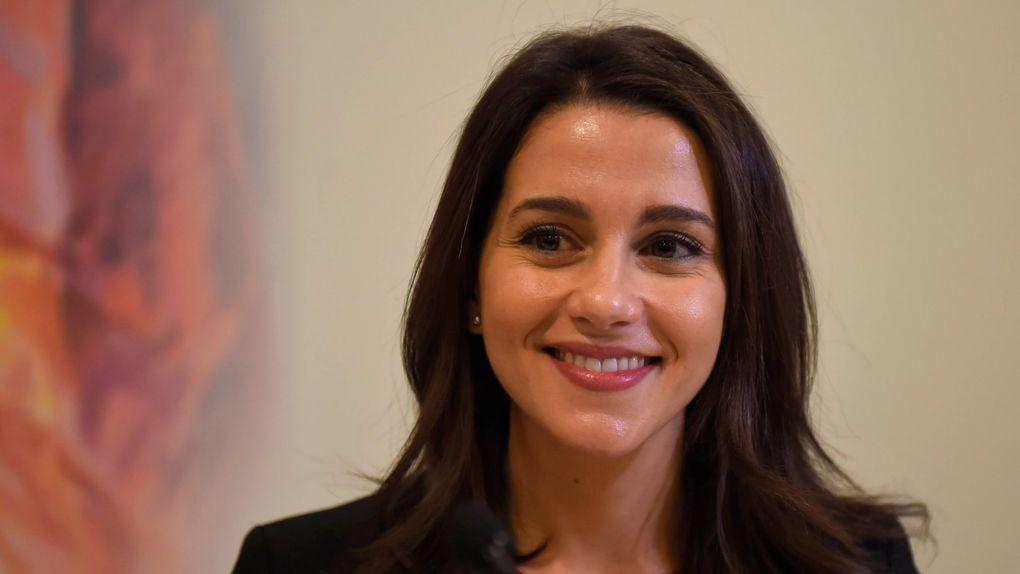 Inés Arrimadas, víctima de los insultos