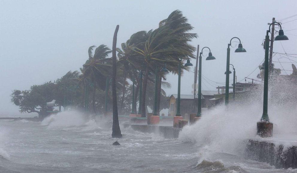 Esta immagen del Irma sí es real