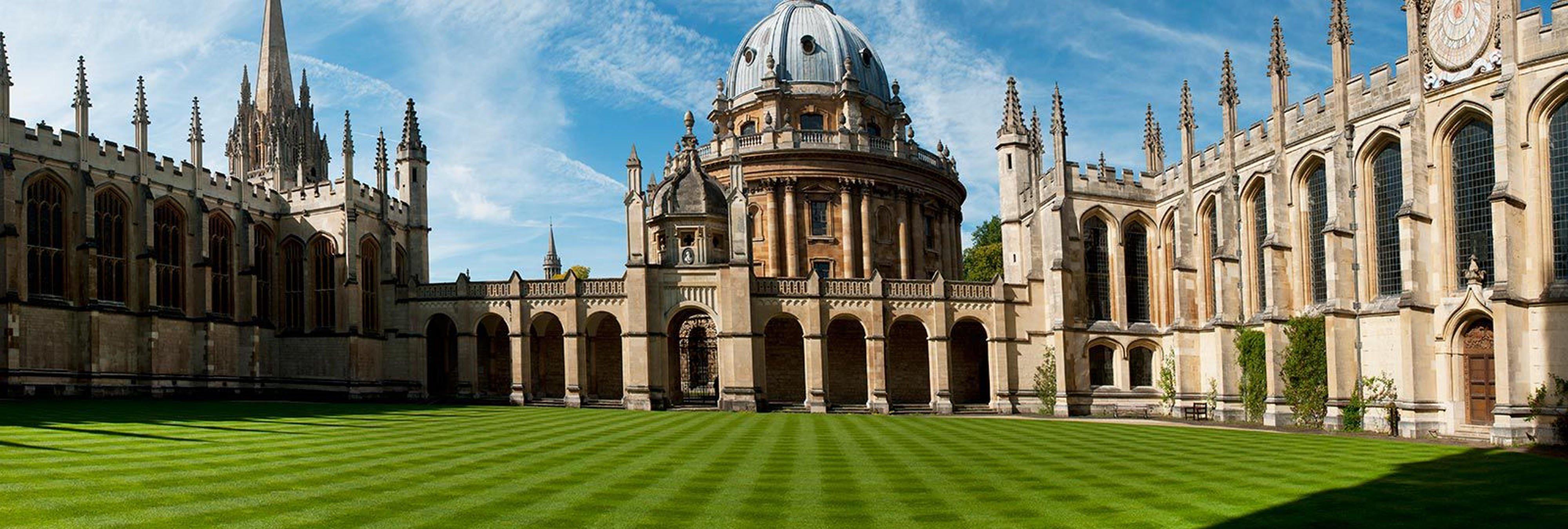 La Universidad de Oxford permisiva con la homofobia