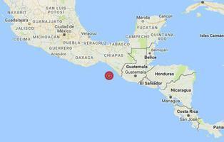 Un fuerte terremoto azota México dejando al menos 4 muertos