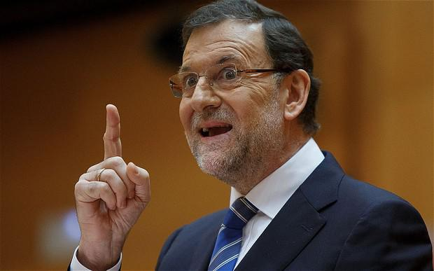 La primera idea de Rajoy ha sido recurrir al TC