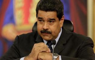 """Maduro asegura estar dispuesto a ser un """"dictador"""" para mejorar la economía"""