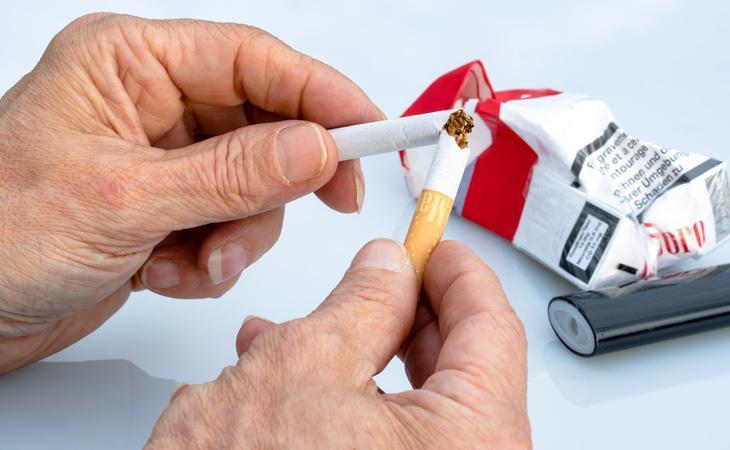 La realización de una cirugía plástica puede ayudar a romper con el tabaco
