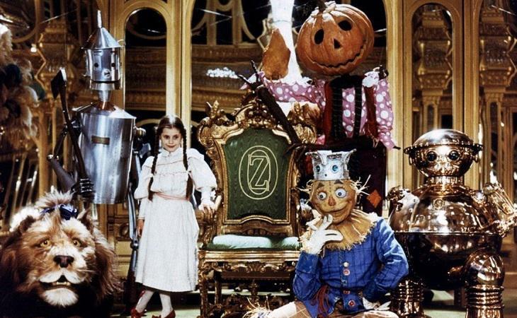 Oz, un mundo fantástico