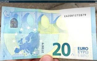 Si tienes en la cartera este billete de 20 euros, puedes ganar 6.000