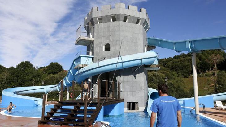 Parque acuático Lugo
