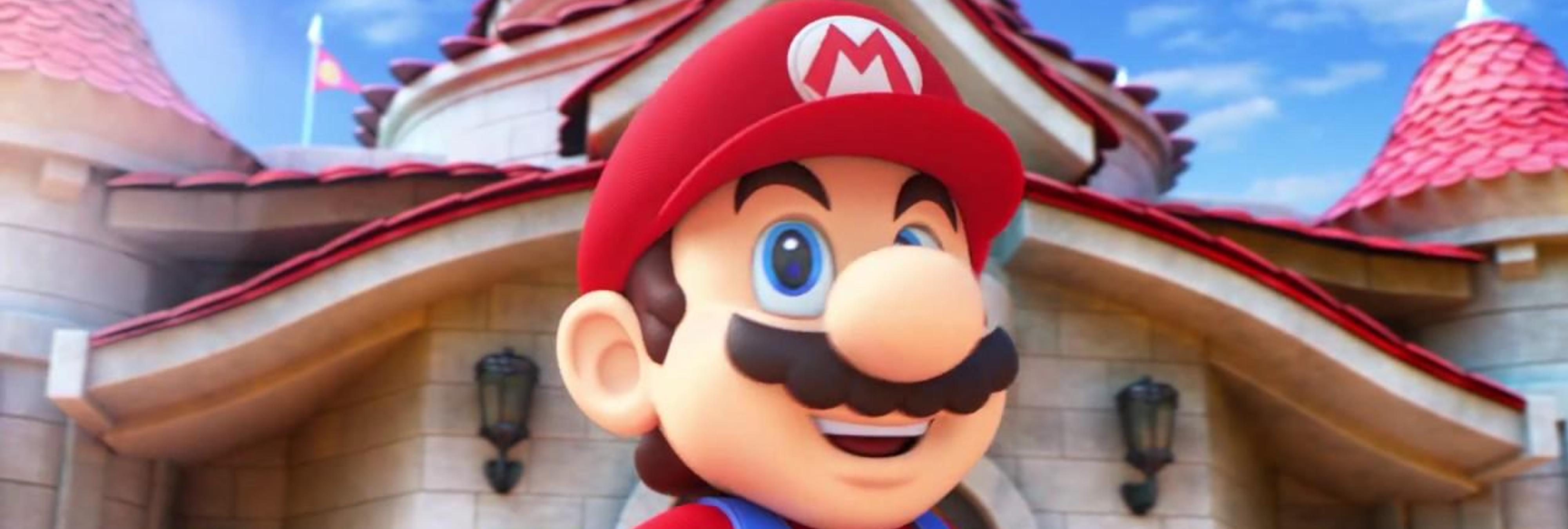 Así será Super Nintendo World, el primer parque temático sobre Mario Bros y Zelda