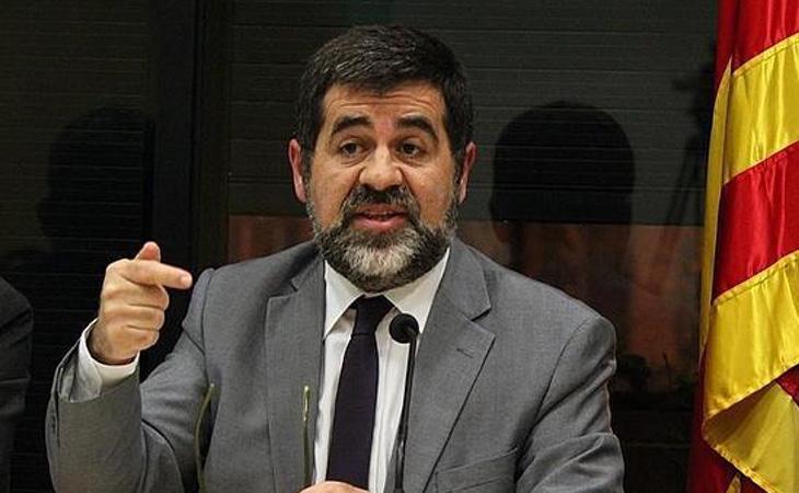 El presidente de la ANC, Jordi Sánchez