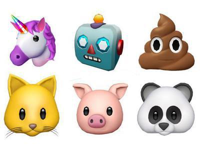 Llegan los 'animojis', los nuevos emojis animados