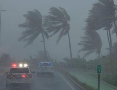 Las impactantes imágenes que deja el huracán Irma