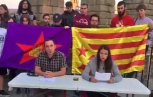 Los separatistas castellanos lanzan un alegato a favor del 'procés' desde Segovia