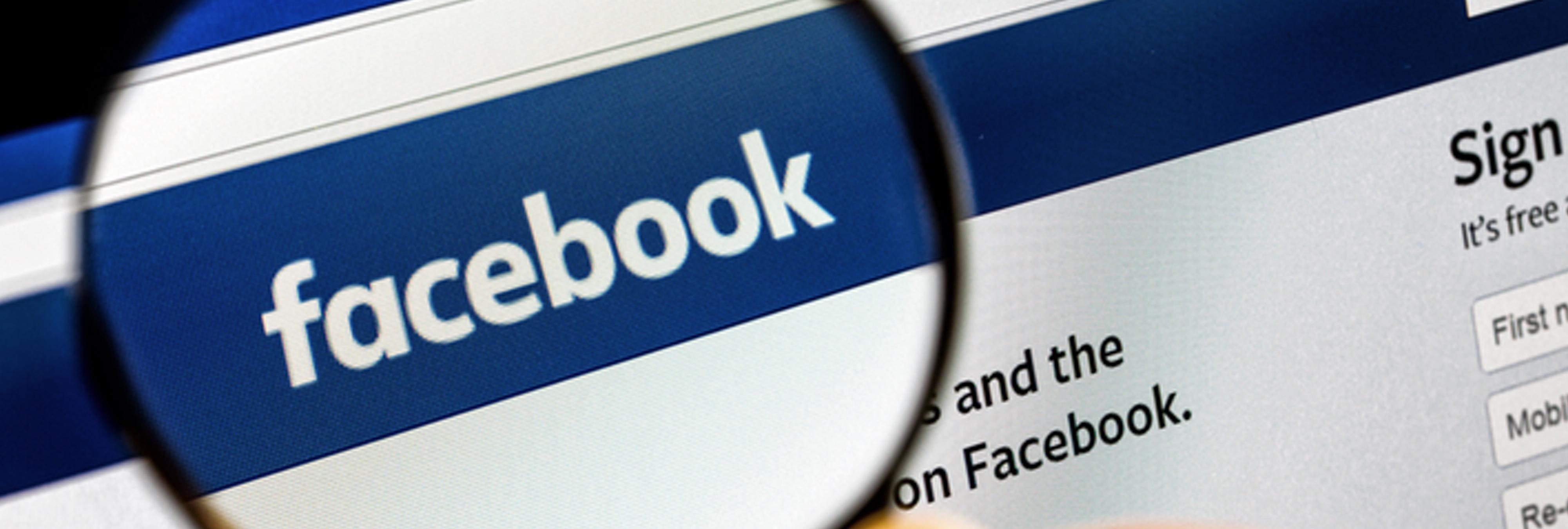 Condenan a Facebook en España por traficar con datos privados de sus usuarios