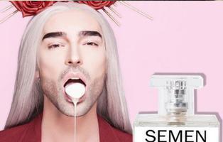 Miguel Vilas de 'Gran Hermano' lanza un perfume hecho con su propio semen
