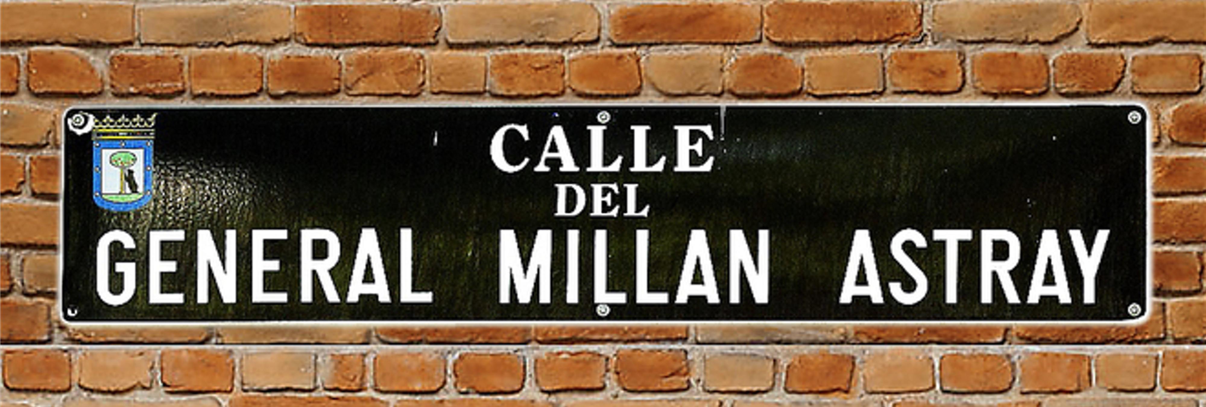 Google Maps desoye a Carmena y reincorpora la calle franquista de Millán Astray