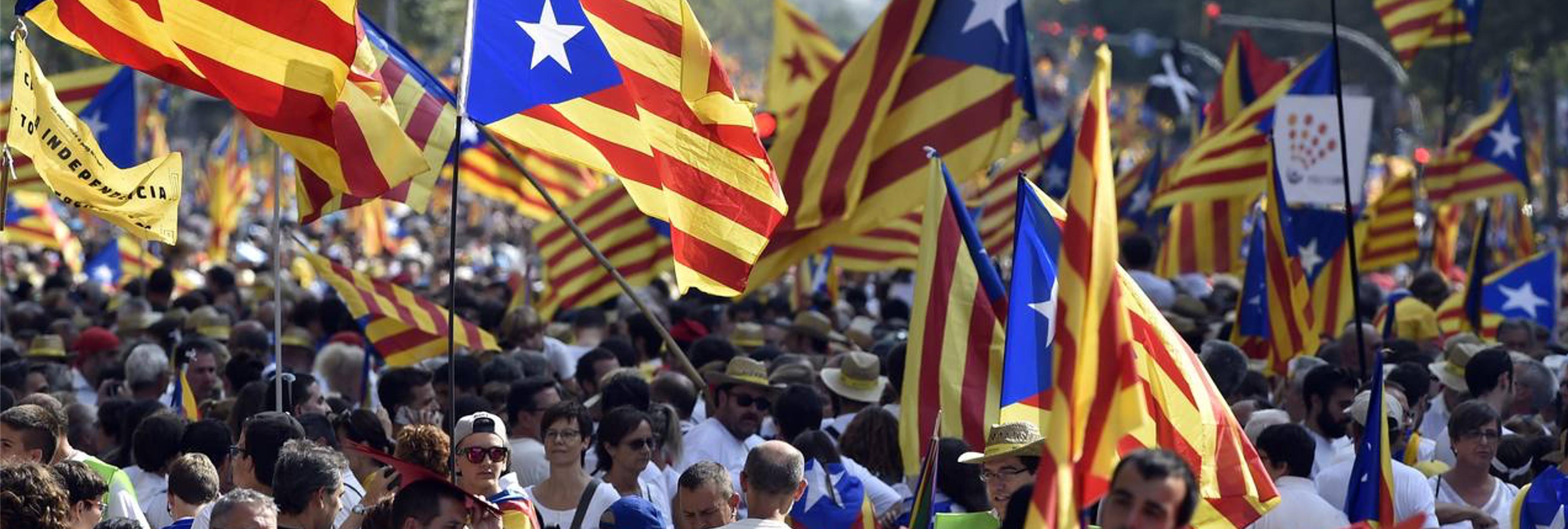 """El manifiesto viral de """"Los Otros"""" catalanes que rechazan la independencia"""