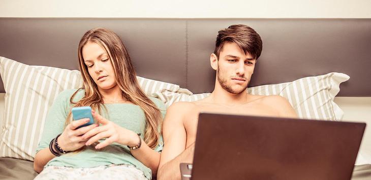 La tecnología ha puesto en peligro nuestra vida sexual
