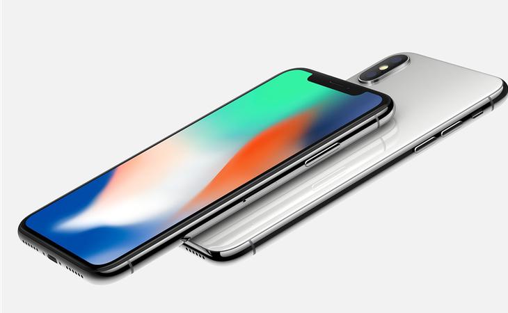 Modelo del iPhone X