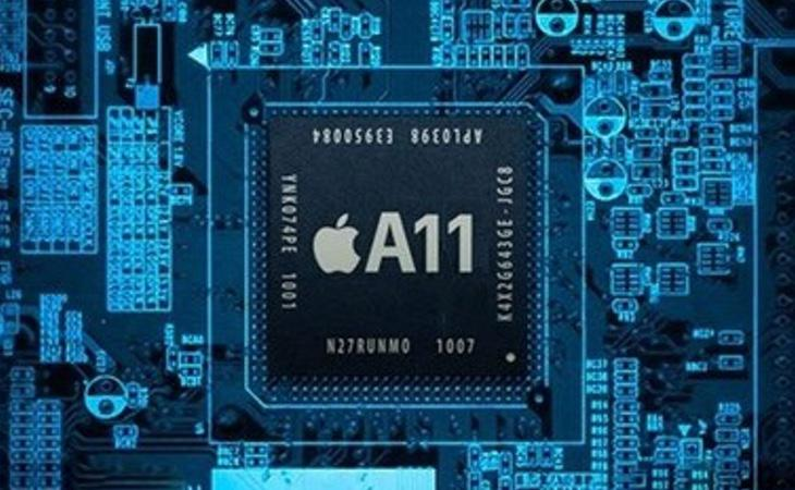 El Chip A11 Bionic es especialmente potente