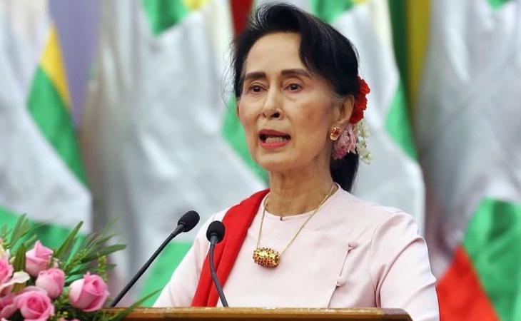Aung San Suu Kyi es una de las corresponsables del genocidio contra los Rohingyá