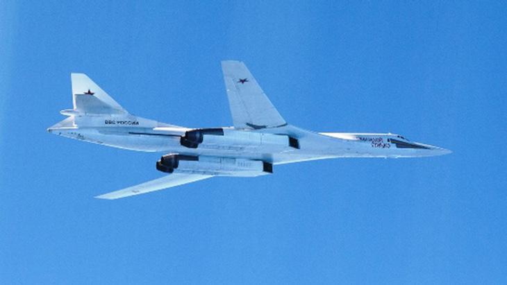 Avión militar ruso