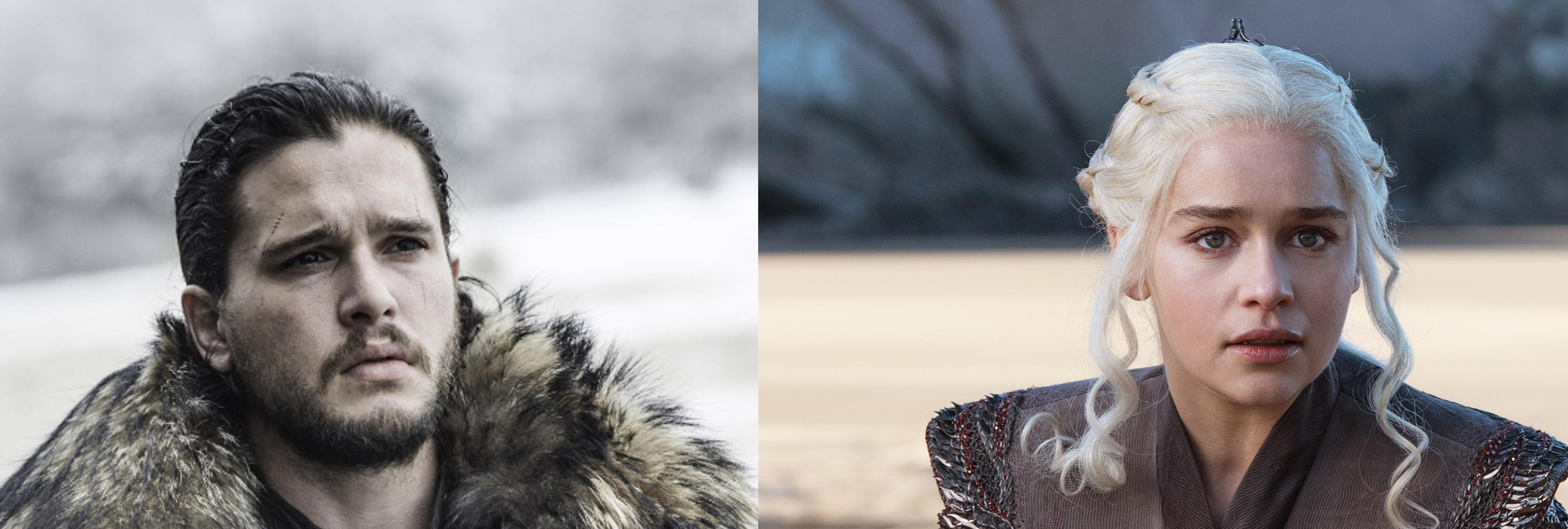 'Juego de Tronos': Jon Nieve da un pista sobre la octava temporada