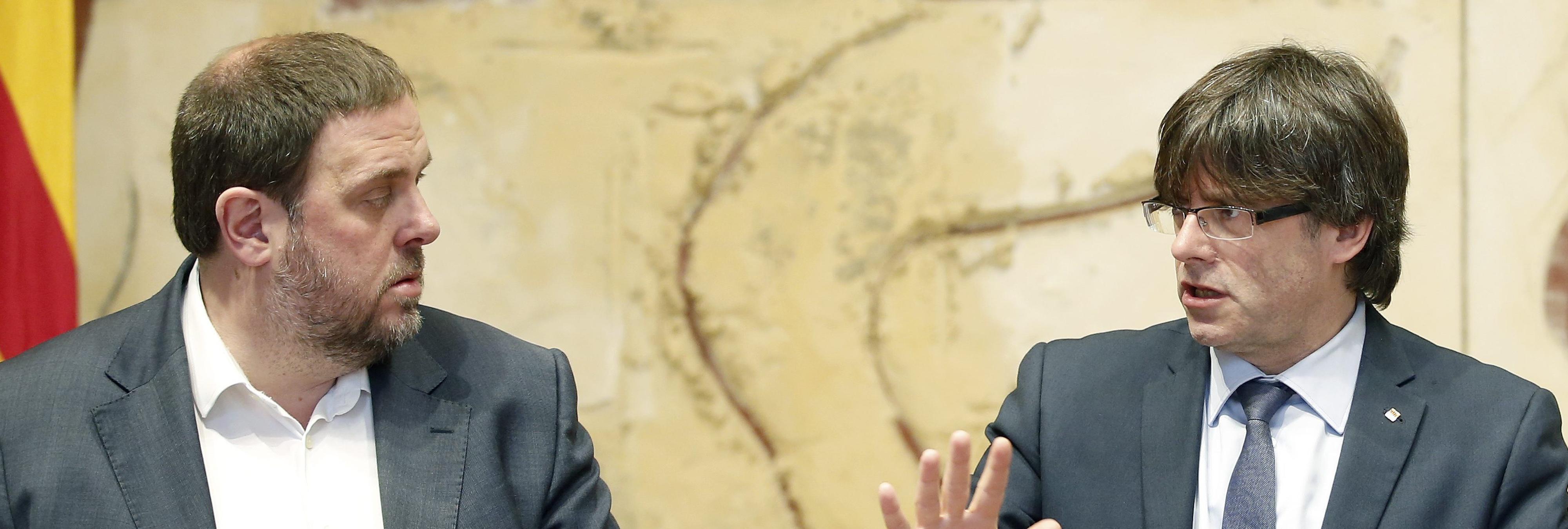 El Govern catalán decide ocultar a la Hacienda española todos sus gastos semanales