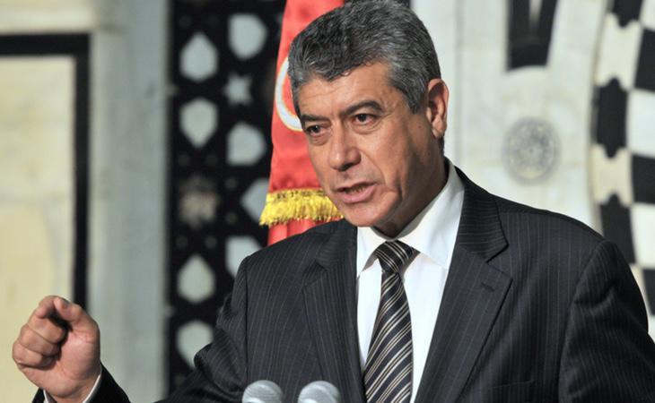 Ghazi Jeribi, ministro de justicia tunecino