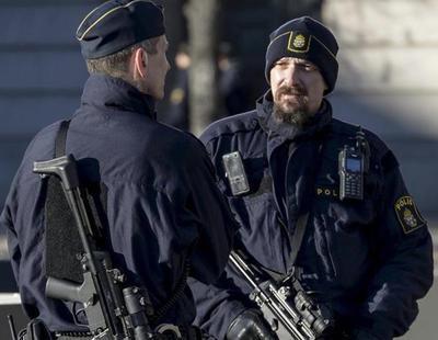 Detenido un hombre que conducía una furgoneta cargada de explosivos en Suecia