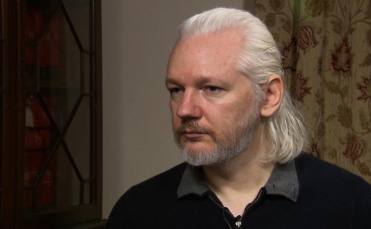 El fundador de Wikileaks, Julian Assange, ha colaborado en la celebración del Referéndum independentista