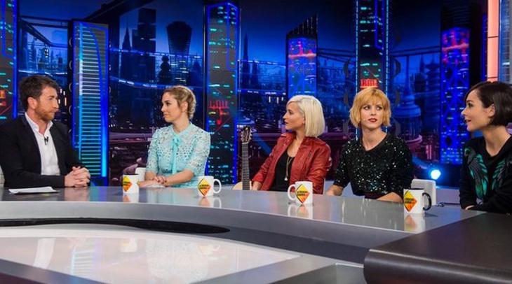 Entrevista a 'Las Chicas del Cable'