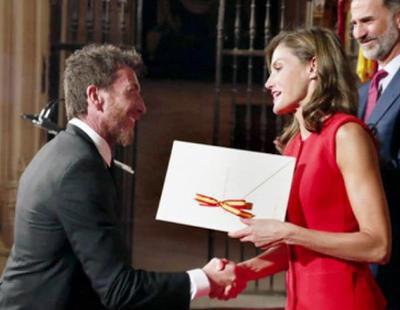 Falso: Pablo Motos no ha ganado el Premio Nacional de Cultura