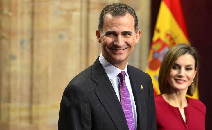 Felipe VI y Letizia, Reyes de España