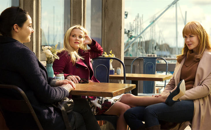 'Big Little Lies', serie sobre feminismo y sororidad