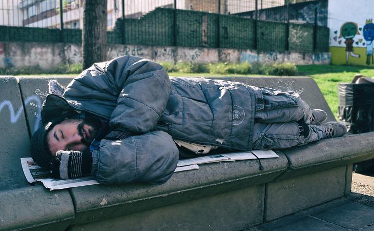 Una persona sin hogar tendría que mucho que aportar en Guadalix