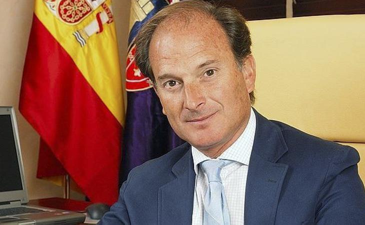 Jesús Sepúlveda, ex alcalde del PP