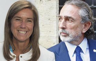Correa utilizó 50.000 euros en negro para pagar los viajes del matrimonio de Ana Mato