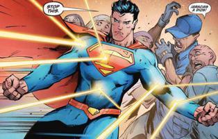 Superman, listo para acabar con los supremacistas blancos estadounidenses