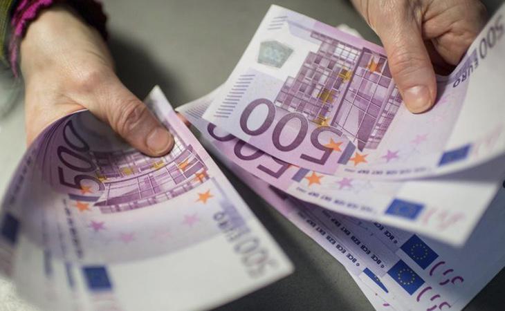 Los billetes de 500 euros son utilizados para delinquir