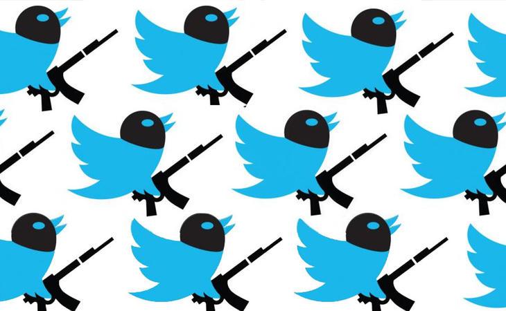 Twitter lucha contra el terrorismo en la red social
