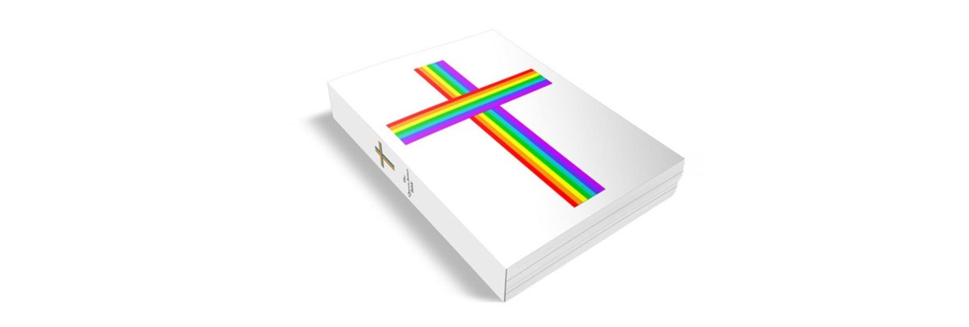 Ponen a la venta la Biblia Gay en la que Rihanna es Dios