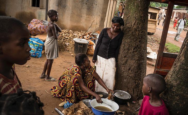 En 10 años habrá un déficit calórico que provocará un aumento de las hambrunas