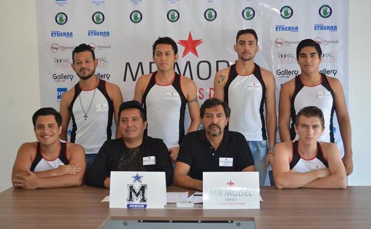 Los participantes en 'MtModel Tabasco'